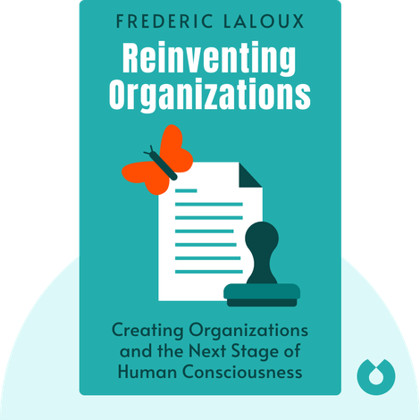 Reinventing Organizations by Frederic Laloux