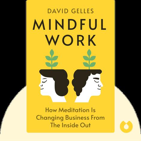 Mindful Work by David Gelles