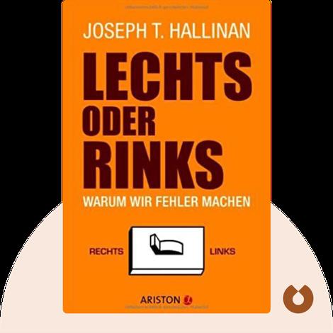 Lechts oder rinks by Joseph T. Hallinan
