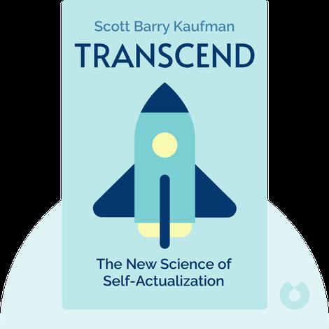 Transcend by Scott Barry Kaufman