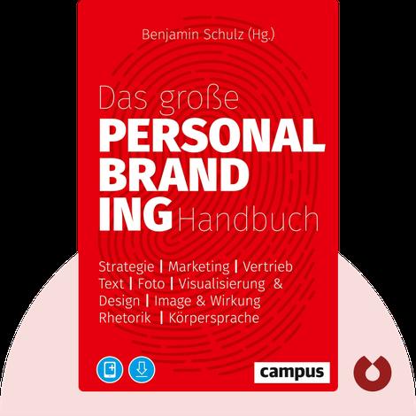 Das große Personal-Branding-Handbuch von Benjamin Schulz (Hrsg.)