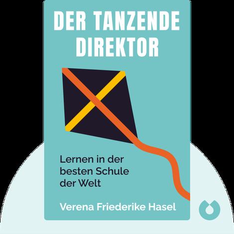 Der tanzende Direktor von Verena Friederike Hasel