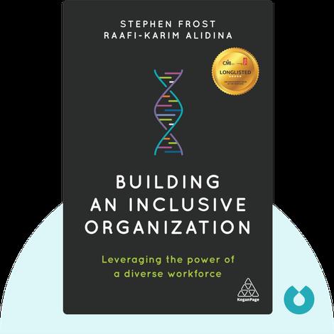 Building an Inclusive Organization von Stephen Frost, Raafi-Karim Alidina