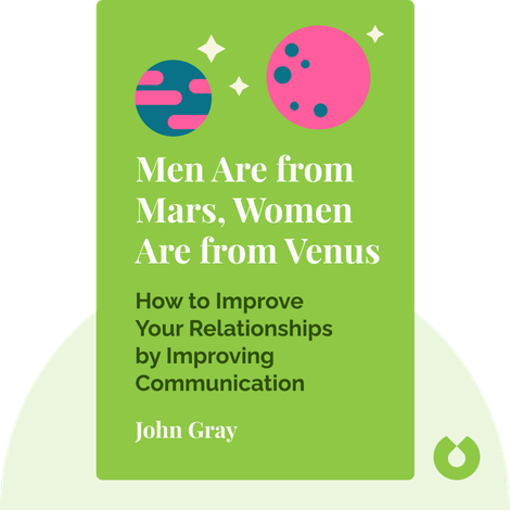 Men Are from Mars, Women Are from Venus von John Gray