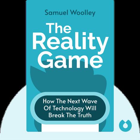The Reality Game von Samuel Woolley