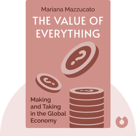 The Value of Everything von Mariana Mazzucato