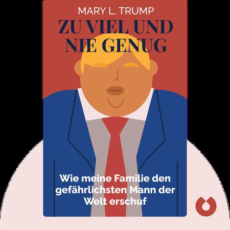 Zu viel und nie genug von Mary L. Trump