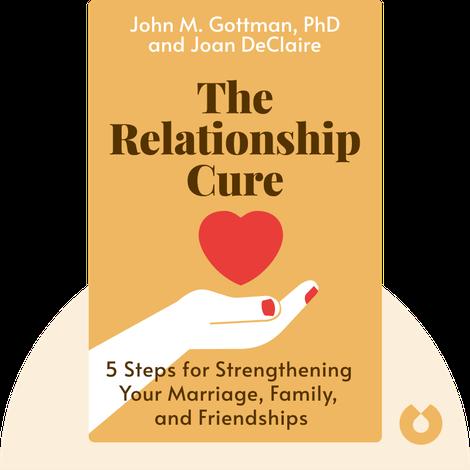 The Relationship Cure von John M. Gottman, PhD and Joan DeClaire