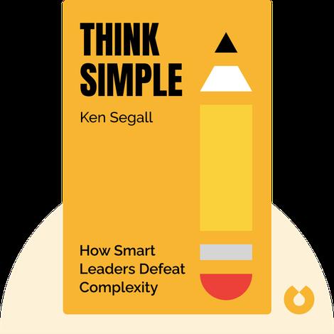 Think Simple von Ken Segall