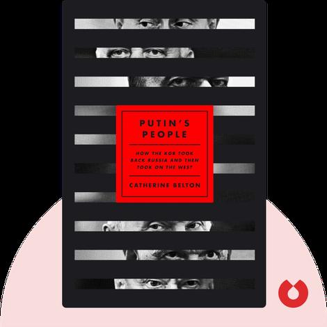 Putin's People von Catherine Belton