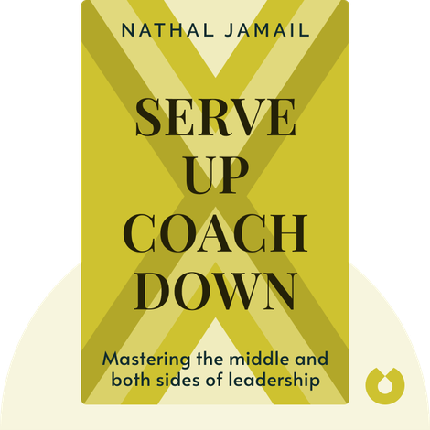Serve Up, Coach Down by Nathan Jamail