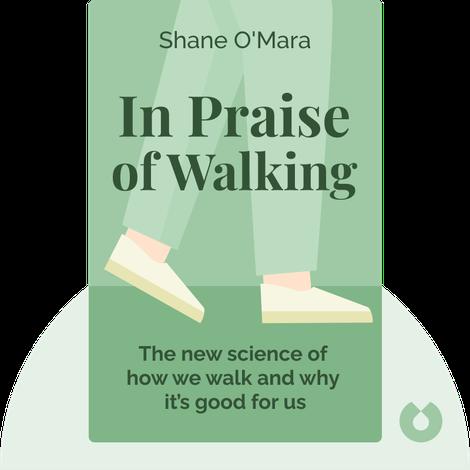 In Praise of Walking von Shane O'Mara