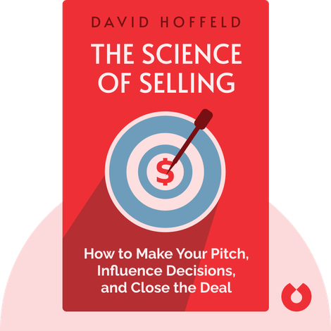 The Science of Selling by David Hoffeld