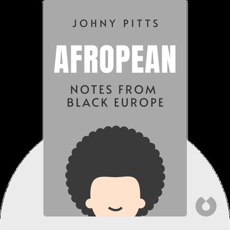 Afropean von Johny Pitts
