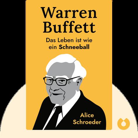 Warren Buffett von Alice Schroeder