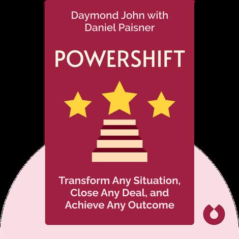 Powershift by Daymond John with Daniel Paisner