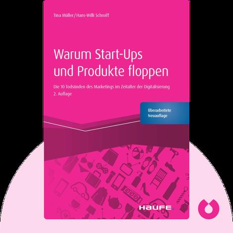 Warum Start-ups und Produkte floppen von Tina Müller, Hans-Willi Schroiff