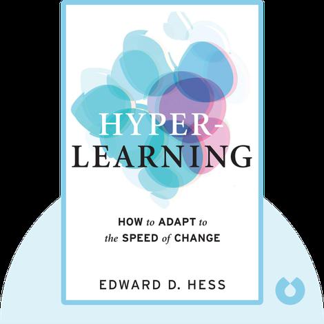 Hyper-Learning von Edward D. Hess