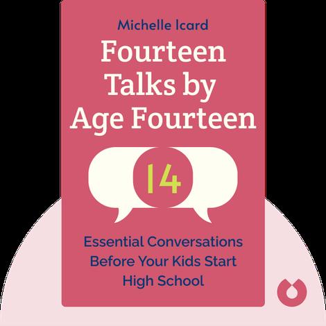 Fourteen Talks by Age Fourteen by Michelle Icard