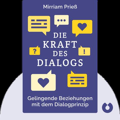 Die Kraft des Dialogs von Mirriam Prieß