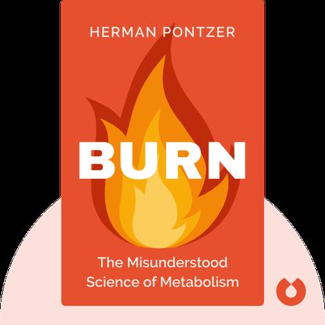 Burn by Herman Pontzer