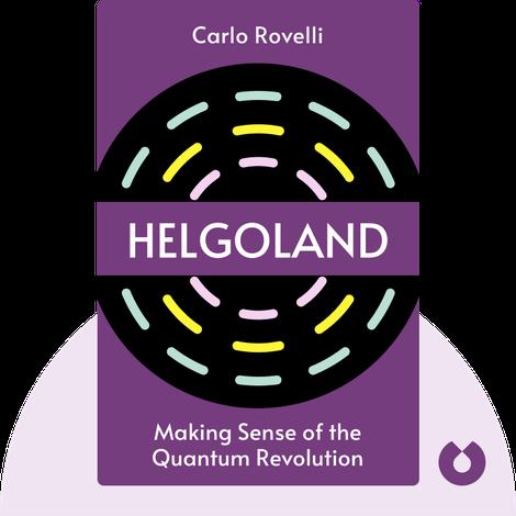 Helgoland von Carlo Rovelli