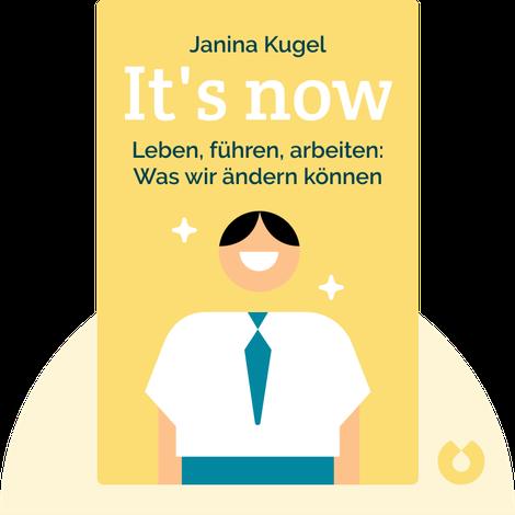 It's now von Janina Kugel
