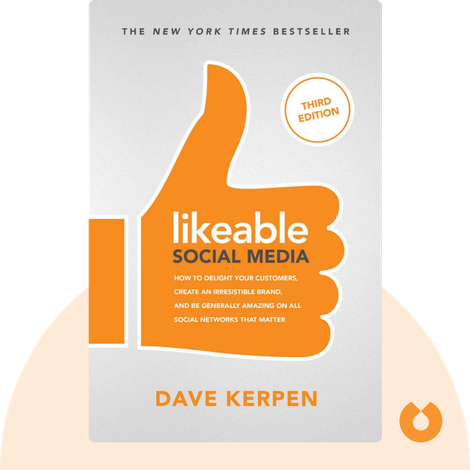 Likeable Social Media by Dave Kerpen