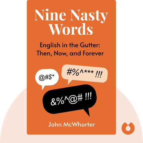 Nine Nasty Words von John McWhorter