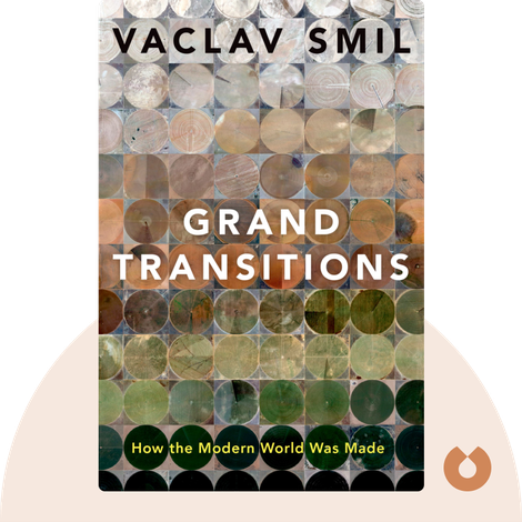 Grand Transitions von Vaclav Smil