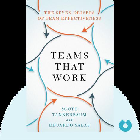 Teams That Work von Scott Tannenbaum and Eduardo Salas