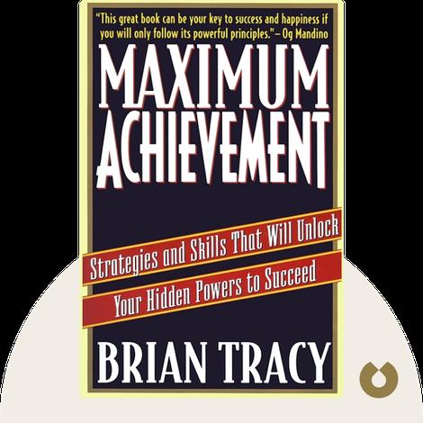 Maximum Achievement von Brian Tracy