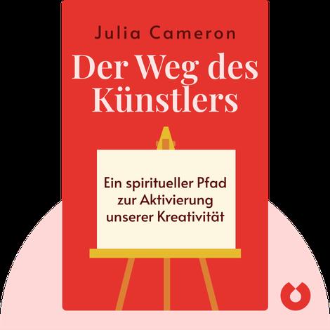 Der Weg des Künstlers von Julia Cameron