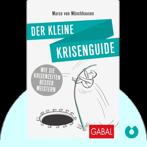 Der kleine Krisenguide von Marco von Münchhausen