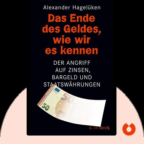 Das Ende des Geldes, wie wir es kennen von Alexander Hagelüken