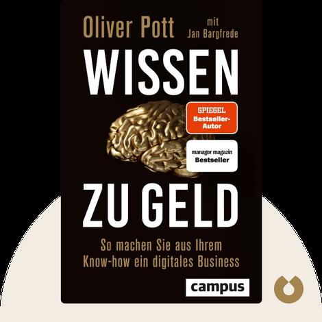 Wissen zu Geld von Oliver Pott & Jan Bargfrede