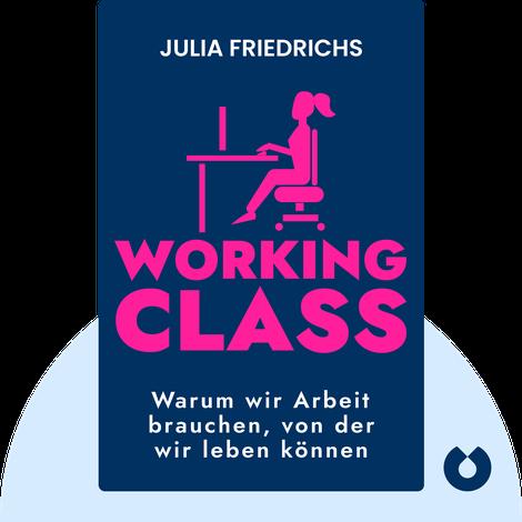 Working Class von Julia Friedrichs