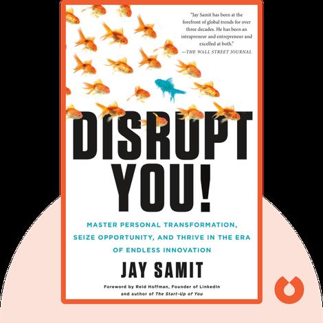 Disrupt You! von Jay Samit