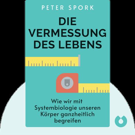 Die Vermessung des Lebens von Peter Spork