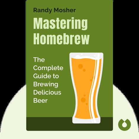 Mastering Homebrew von Randy Mosher