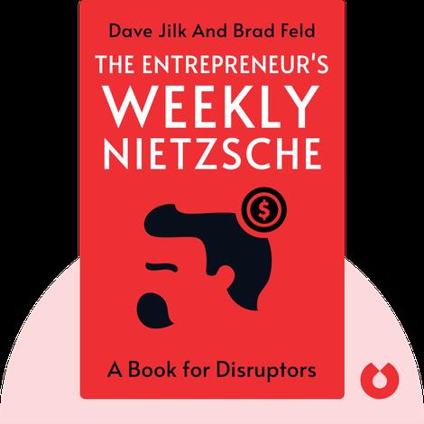The Entrepreneur's Weekly Nietzsche von Dave Jilk and Brad Feld