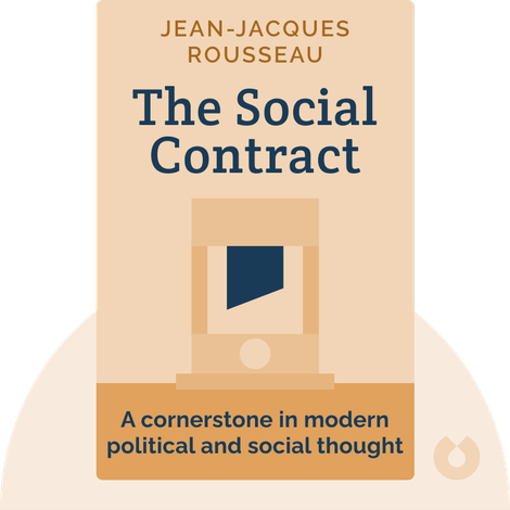 The Social Contract von Jean-Jacques Rousseau