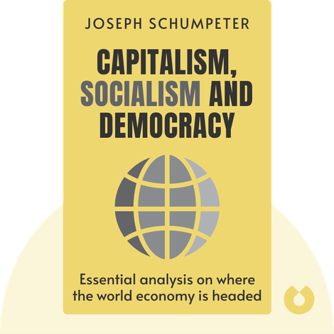 Capitalism, Socialism and Democracy von Joseph Schumpeter