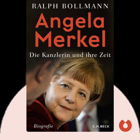 Angela Merkel von Ralph Bollmann