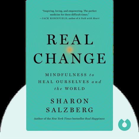 Real Change von Sharon Salzberg