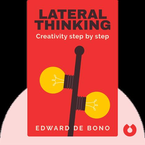 Lateral Thinking von Edward de Bono