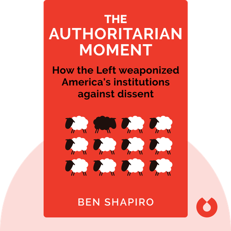 The Authoritarian Moment von Ben Shapiro