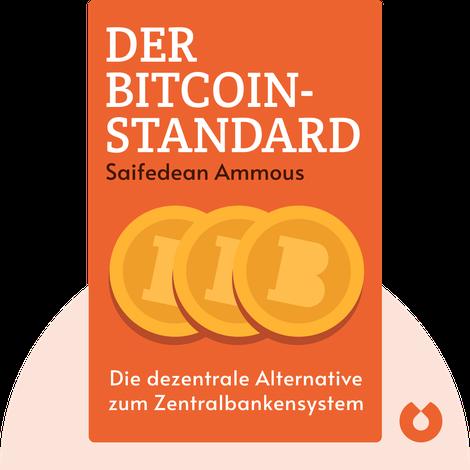 Der Bitcoin-Standard von Saifedean Ammous