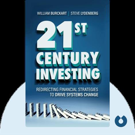 21st Century Investing von William Burckart and Steven D. Lydenberg