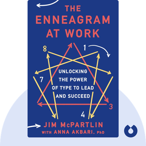 The Enneagram at Work von Jim McPartlin with Anna Akbari, PhD